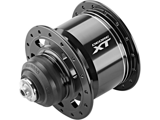 Shimano Deore XT DH-T8000 Dynamo de moyeu 3 Watt Center-Lock
